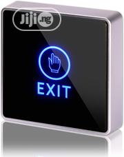 Touch To Exit LED Indicator Light Exit Button | Home Accessories for sale in Lagos State, Ikeja