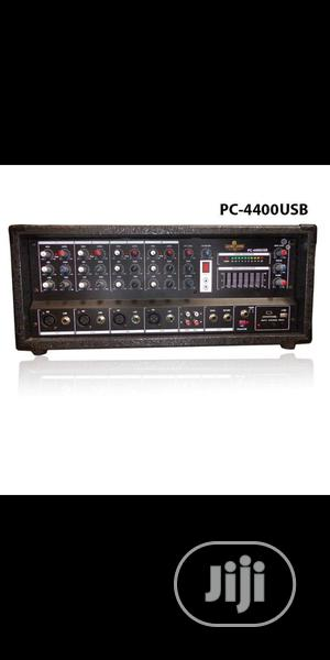 Original 4channels Mixer Amplifier   Audio & Music Equipment for sale in Lagos State, Ojo