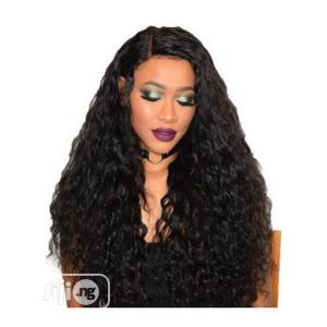 Wavy Long Curly Hair Charming Lady Wig   Hair Beauty for sale in Lagos State, Ikoyi