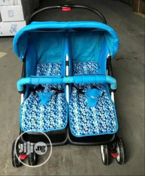 Baby Twins Stroller   Prams & Strollers for sale in Lagos State, Ajah