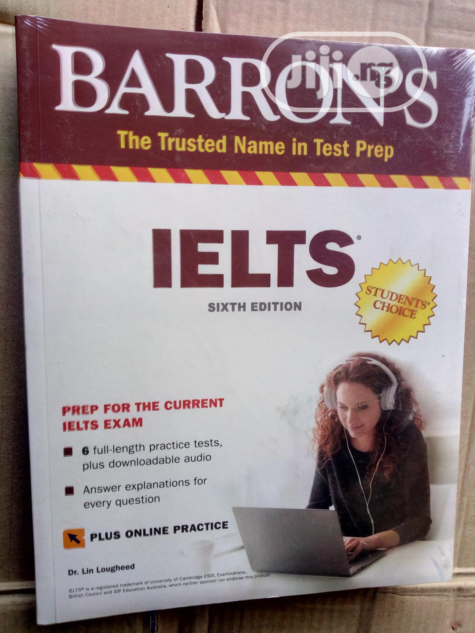 Barron's IELTS (6th Edition)