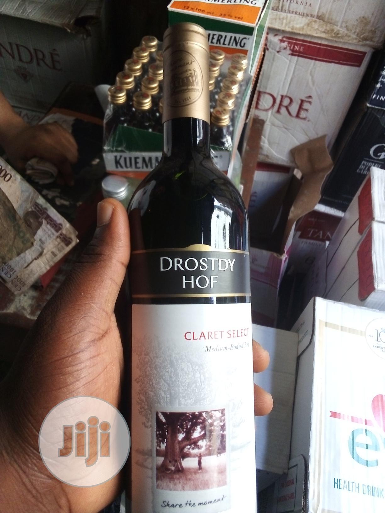 Drostdy Hof Red Wine