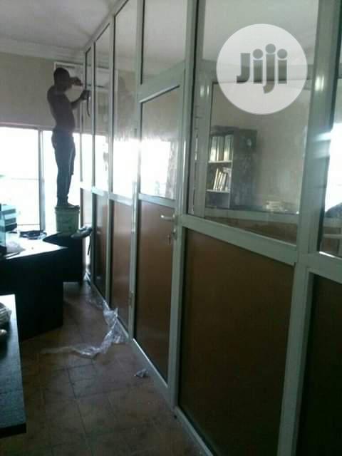 Office Partition With Aluminium | Building Materials for sale in Lekki, Lagos State, Nigeria