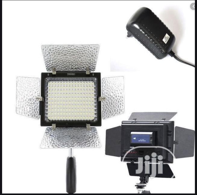 Yongnuo YN-160 II LED Video Light | Accessories & Supplies for Electronics for sale in Ikeja, Lagos State, Nigeria
