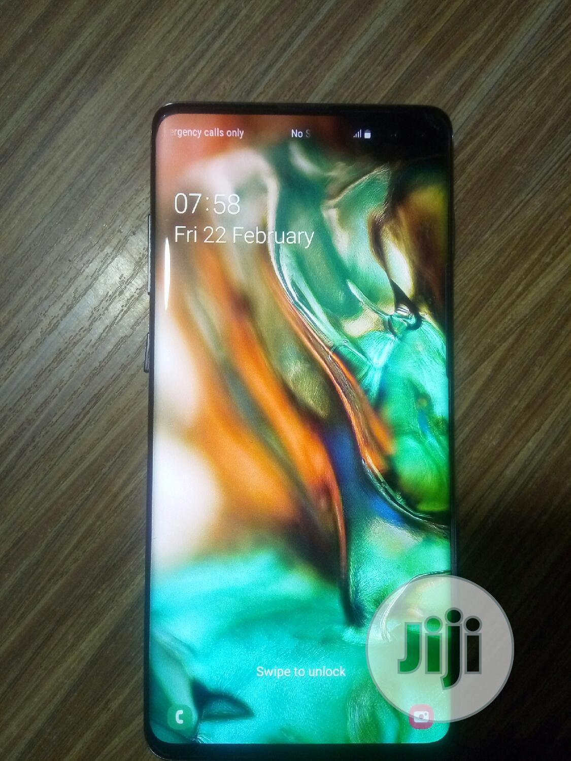 Samsung Galaxy S10 Plus 128 GB Black | Mobile Phones for sale in Wuse 2, Abuja (FCT) State, Nigeria