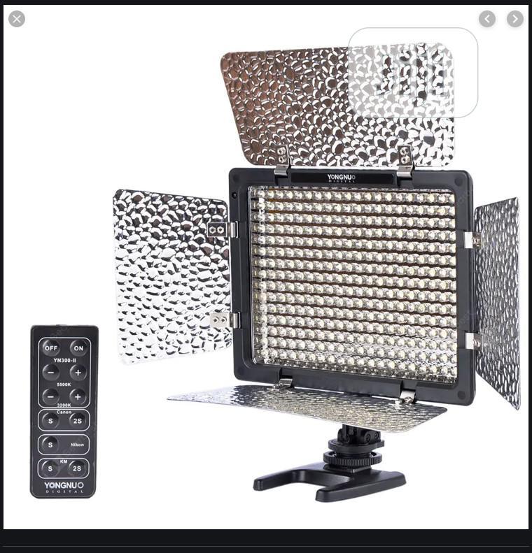 Yongnuo YN300 II LED Video Light