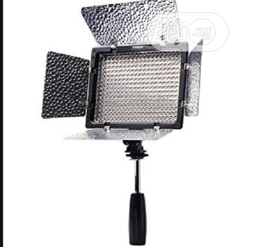 Yongnuo YN300 II LED Video Light   Accessories & Supplies for Electronics for sale in Ikeja, Lagos State, Nigeria