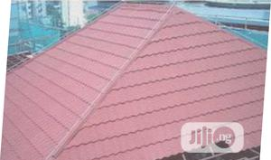 0.55 Thickness New Zealand Gerard Stone Coated Roofing Sheets Roman | Building Materials for sale in Lagos State, Yaba