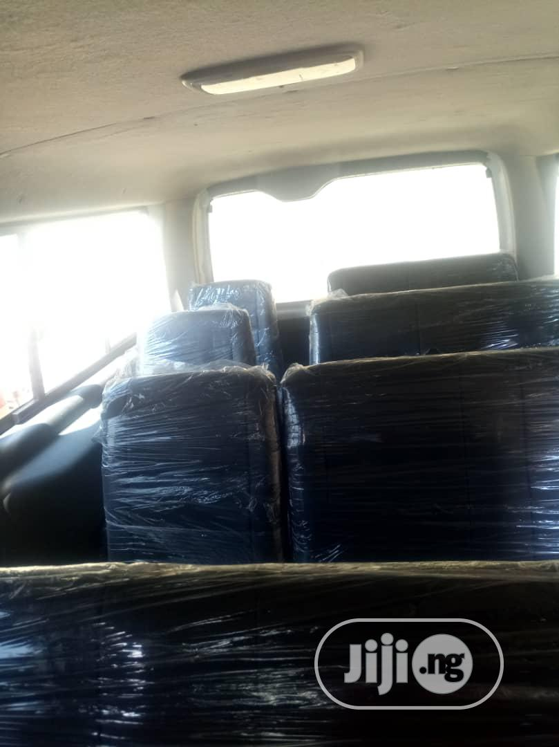 Tokunbo Toyota Hiace 2009 White | Buses & Microbuses for sale in Isolo, Lagos State, Nigeria