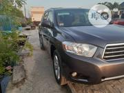 Toyota Highlander Sport 2008 Gray | Cars for sale in Lagos State, Ajah
