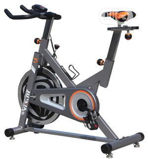 Spinning Exercise Bike With Display | Sports Equipment for sale in Lagos State, Surulere