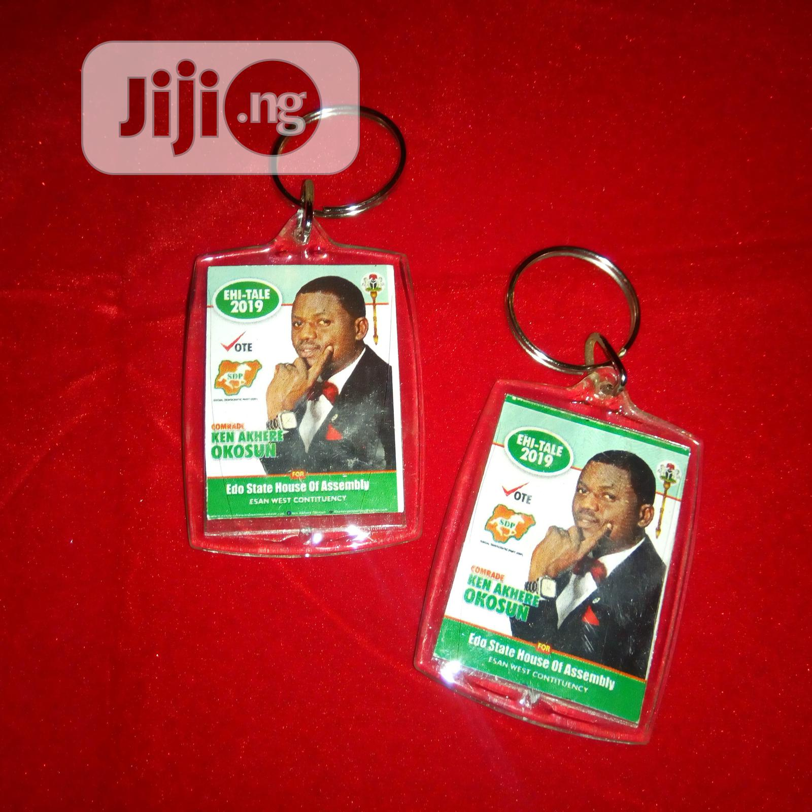 Branded Plastic Keyholder | Home Accessories for sale in Surulere, Lagos State, Nigeria
