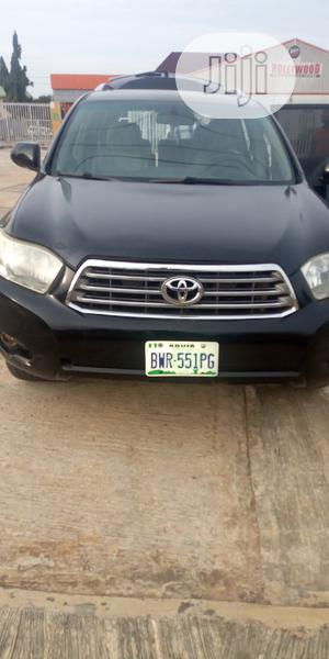 Toyota Highlander 2008 Black   Cars for sale in Anambra State, Awka