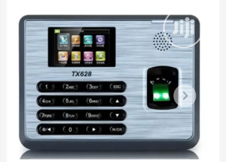 Archive: ZKT Zkteco Tx628 Fingerprint Time Attendance Fingerprint Time Clock