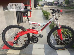 Shockwave Big Tyre Sport Bicycle | Sports Equipment for sale in Rivers State, Port-Harcourt