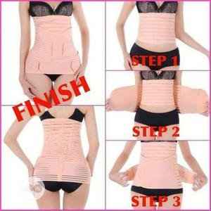 3 in 1 Postpartum Recovery Belly Belt | Clothing Accessories for sale in Lagos State, Oshodi