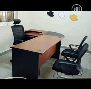 Office Table With Chairs | Furniture for sale in Lagos State, Ikorodu