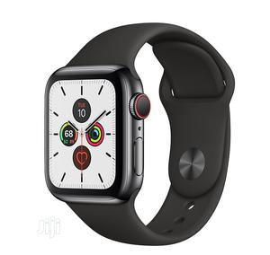 Apple Watch Series 5 44mm - Space Grey   Smart Watches & Trackers for sale in Lagos State, Ikeja