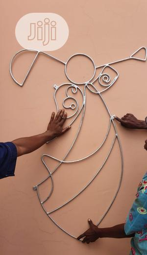 Metal Christmas Outdoor Wall Decoration | Arts & Crafts for sale in Lagos State