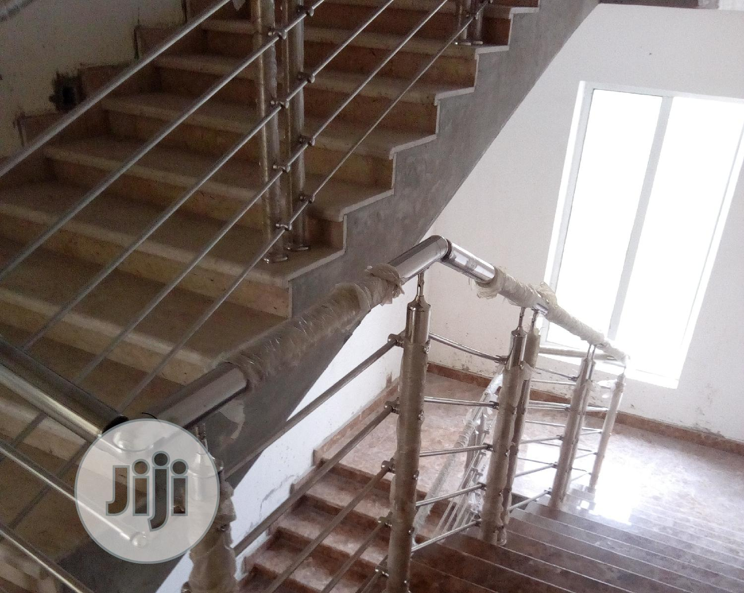 Archive: Stainless Steel Hand Rail