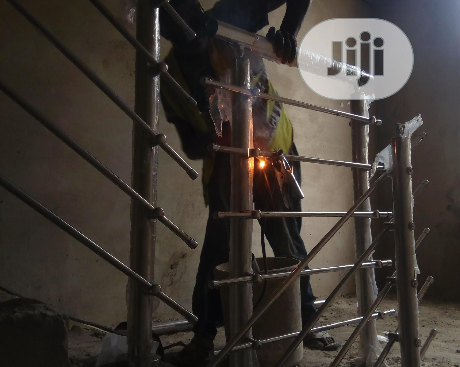 Archive: Stainless Steel Handrails For Estates