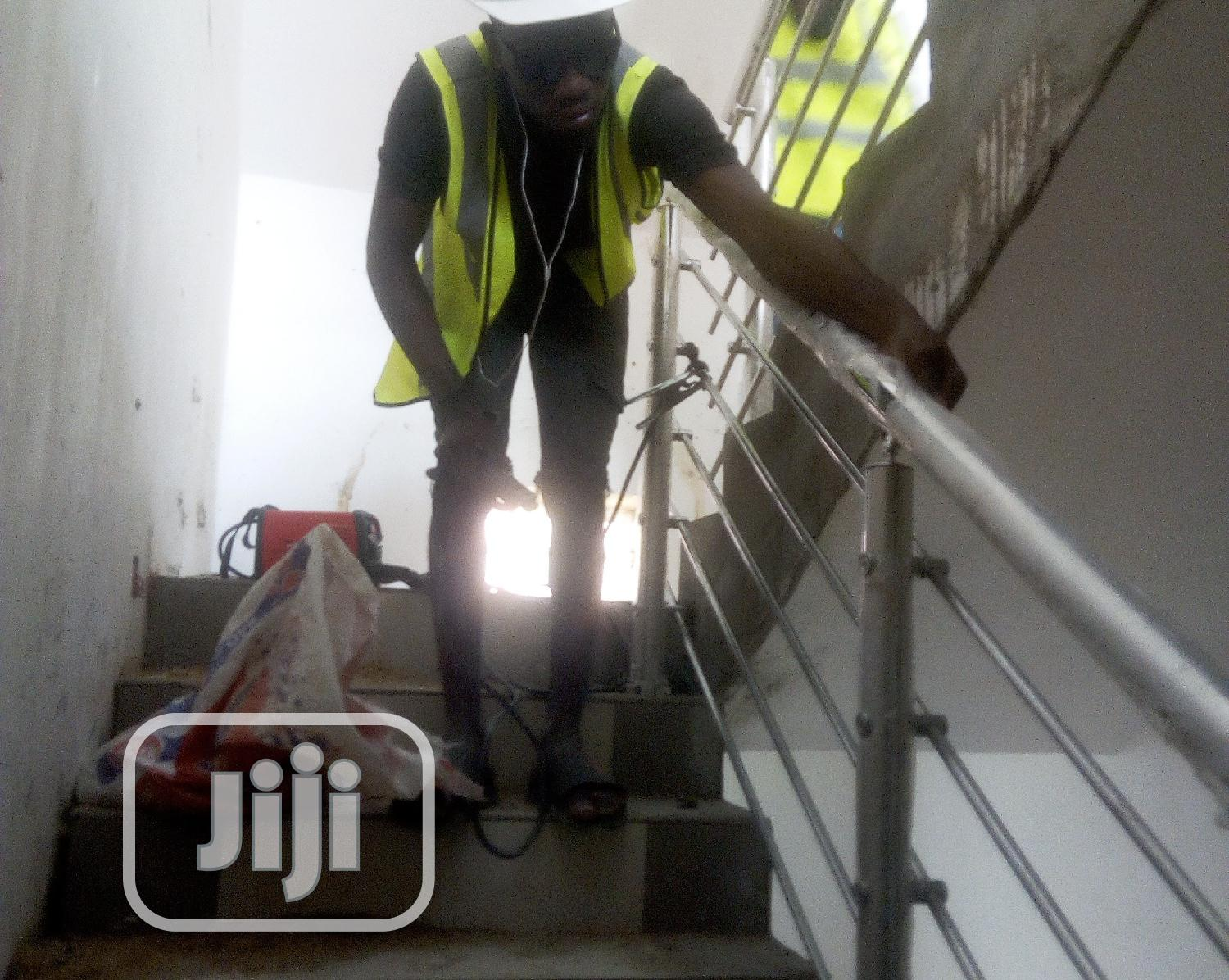 Archive: Stainless Steel Handrails 100%