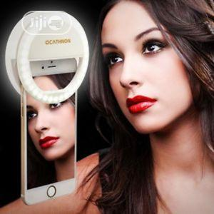Rechargeable Mobile Phone Selfie Ring Light | Accessories for Mobile Phones & Tablets for sale in Lagos State, Surulere
