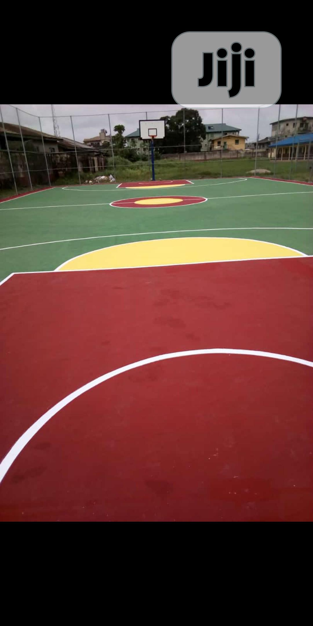 Basketball Court | Sports Equipment for sale in Central Business Dis, Abuja (FCT) State, Nigeria
