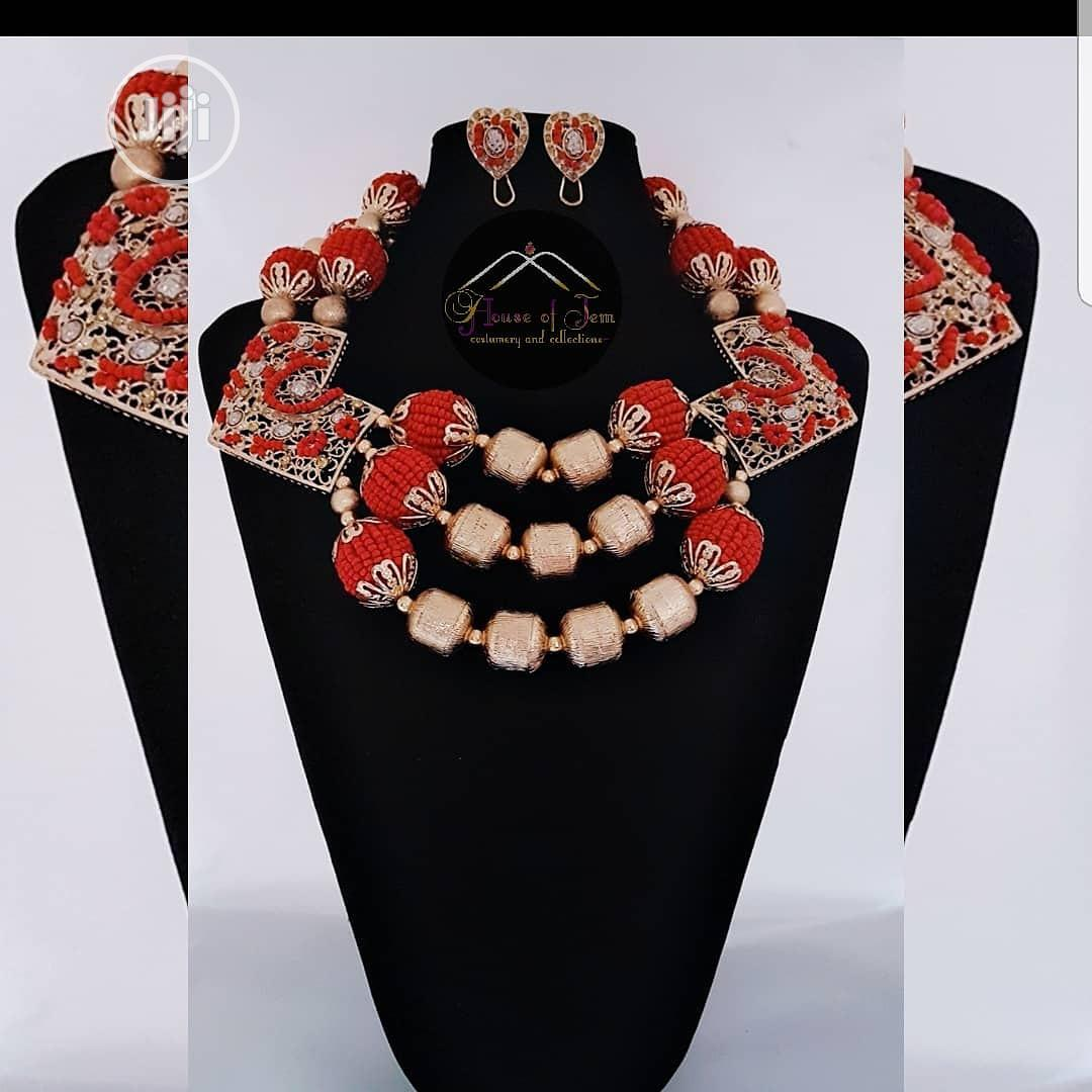 Beaded Jewelry Set | Jewelry for sale in Lagos State, Nigeria