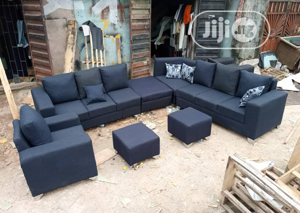 Original Leather L Shape Sofas With Quality Design