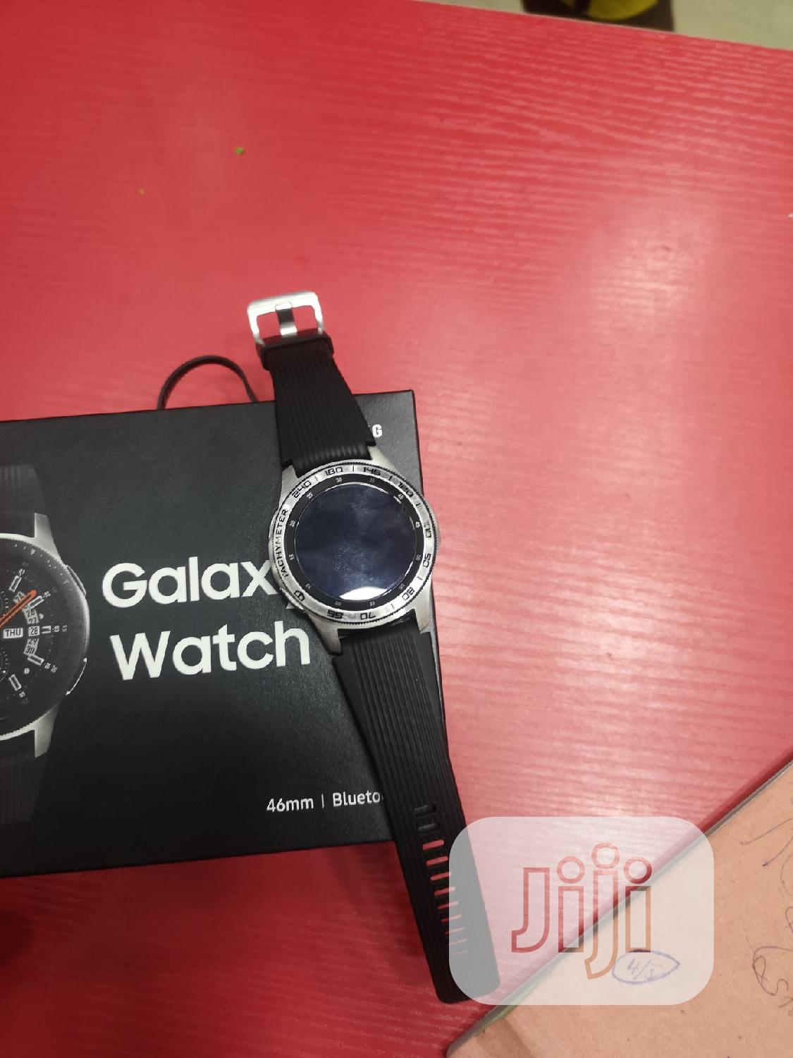 Samsung Galaxy Watch 46mm | Smart Watches & Trackers for sale in Ikeja, Lagos State, Nigeria