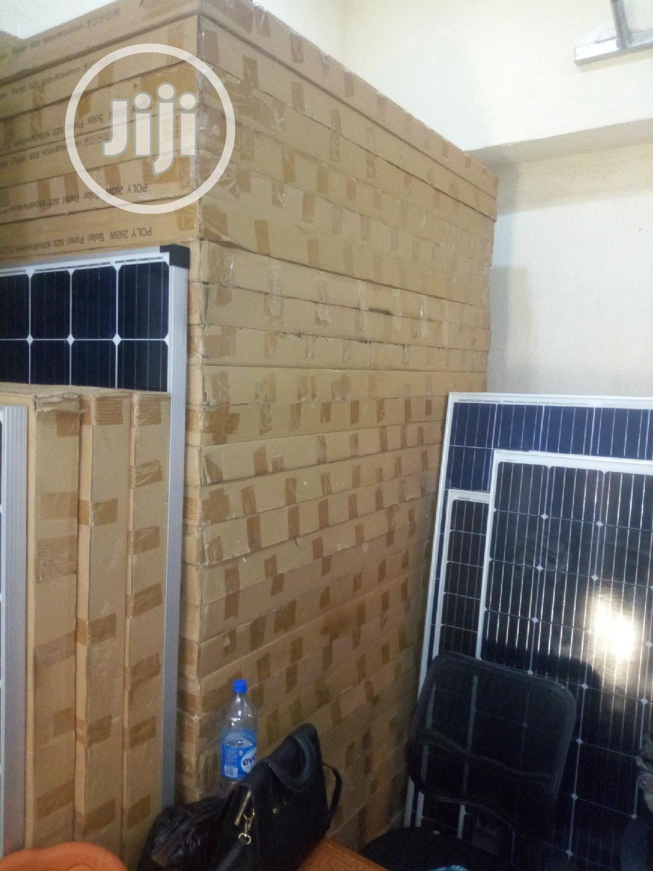 260watts Solar Panel