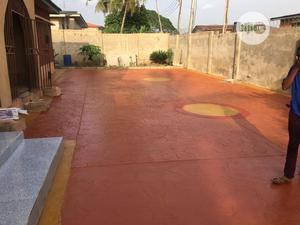 Stamped Concrete Floor   Building Materials for sale in Oyo State, Ibadan