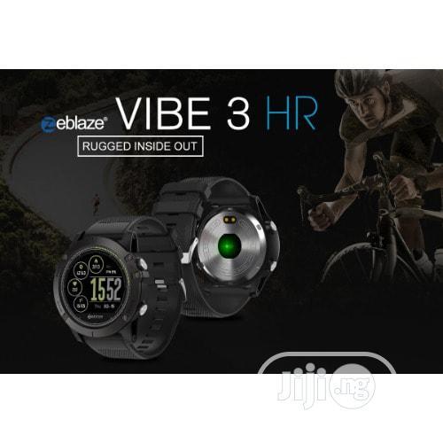 Zeblaze Vibe 3 Super Lightweight Smart Watch | Smart Watches & Trackers for sale in Ikeja, Lagos State, Nigeria