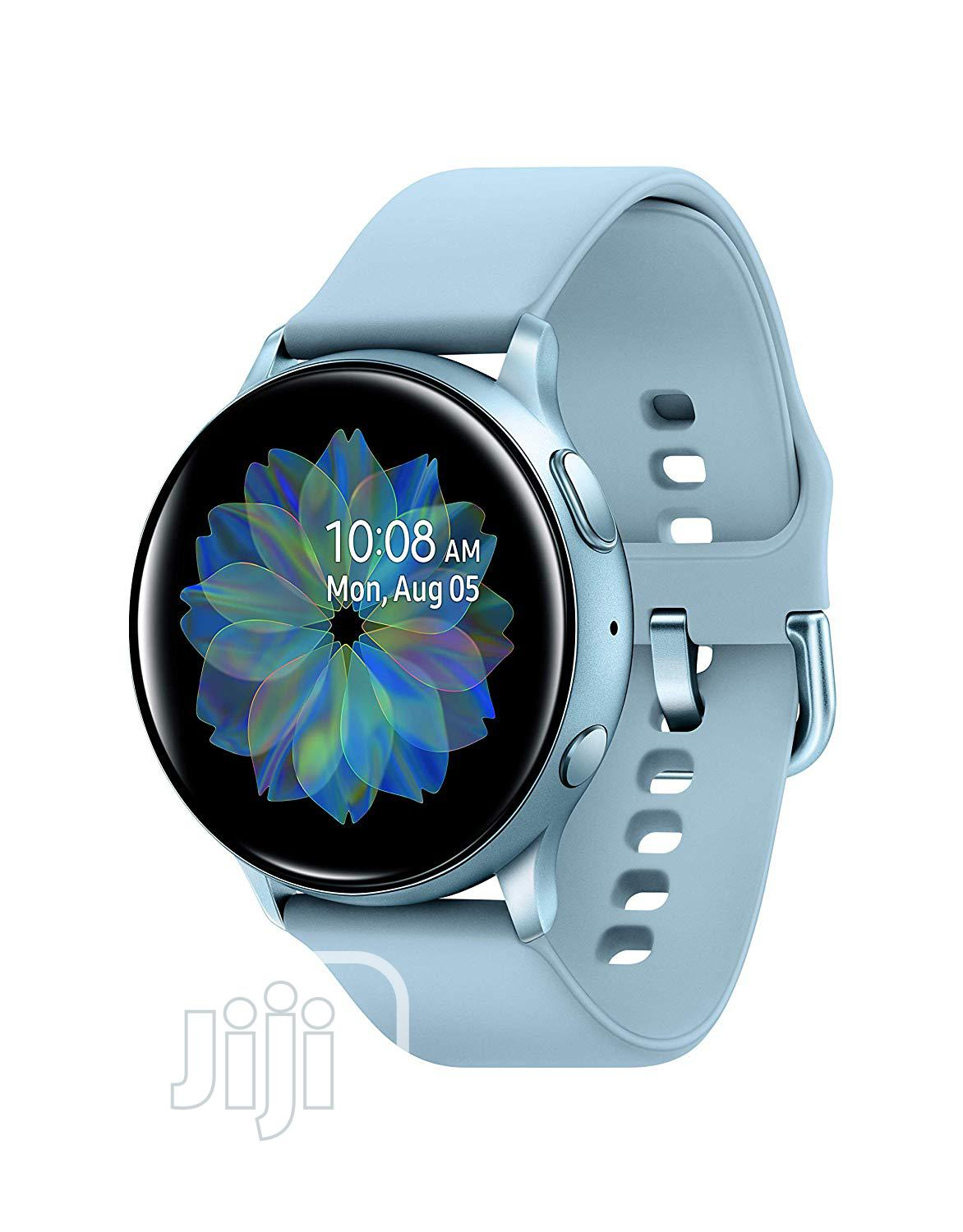 Samsung - Galaxy Watch Active2 Smartwatch 44mm Aluminium | Smart Watches & Trackers for sale in Ikeja, Lagos State, Nigeria
