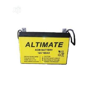 Altimate 100AH 12V AGM Inverter Battery | Electrical Equipment for sale in Lagos State, Victoria Island