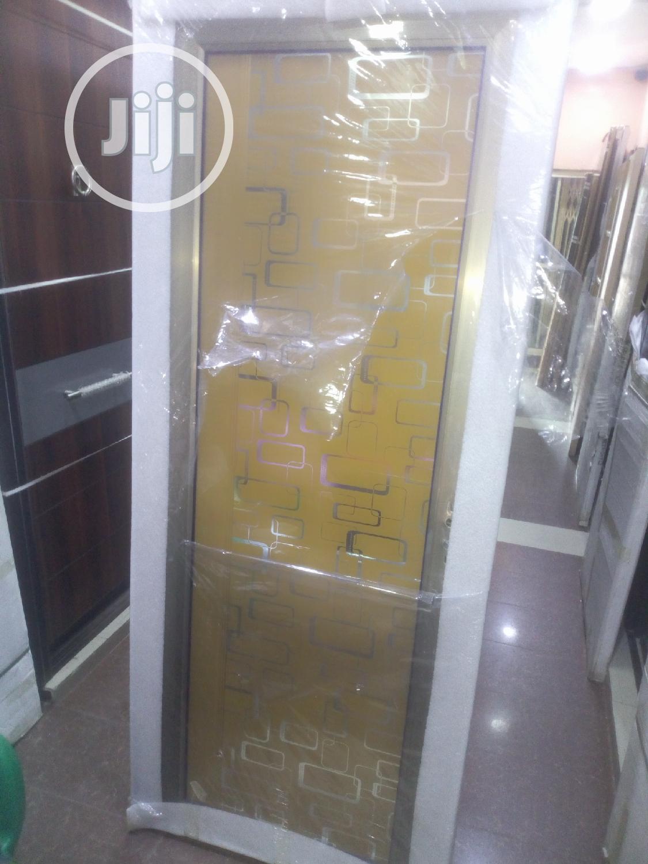 Archive: Special Aluminum Door
