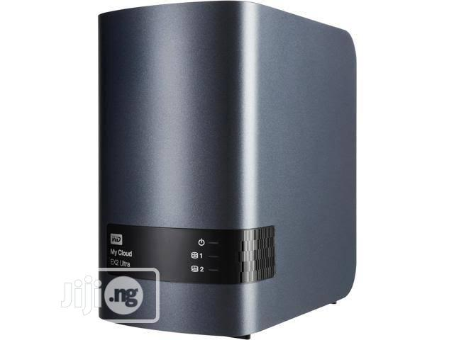 WD My Cloud Ex2 Ultra 4tb 2bay | Computer Hardware for sale in Ikeja, Lagos State, Nigeria