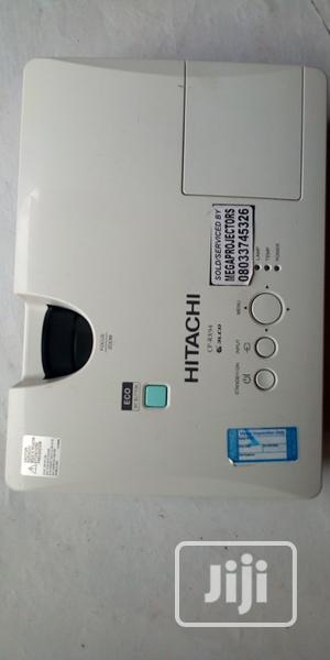 Excellent Hitachi Projector | TV & DVD Equipment for sale in Abuja (FCT) State, Jabi