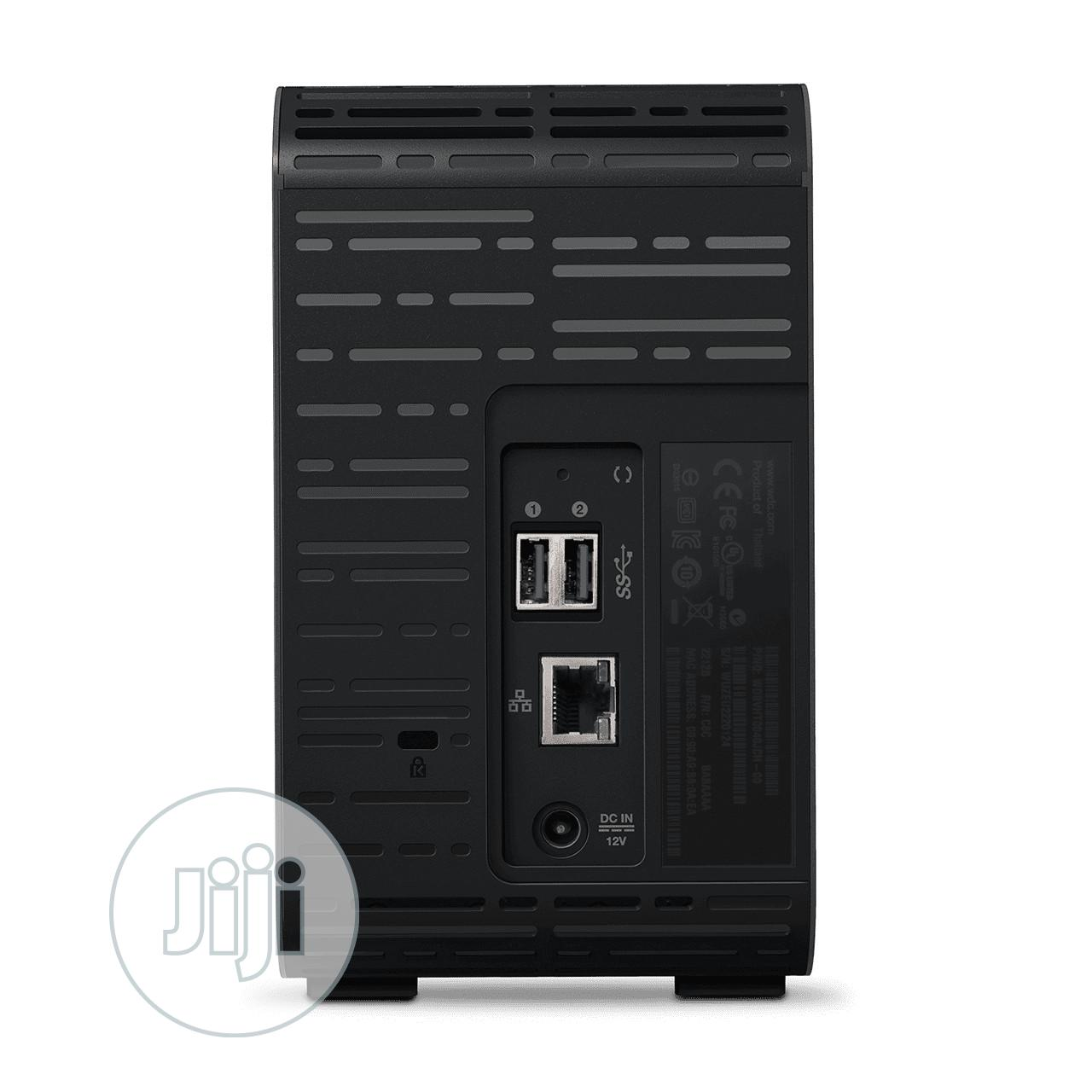 WD My Cloud Ex2 Ultra 2bay 0tb | Computer Hardware for sale in Ikeja, Lagos State, Nigeria