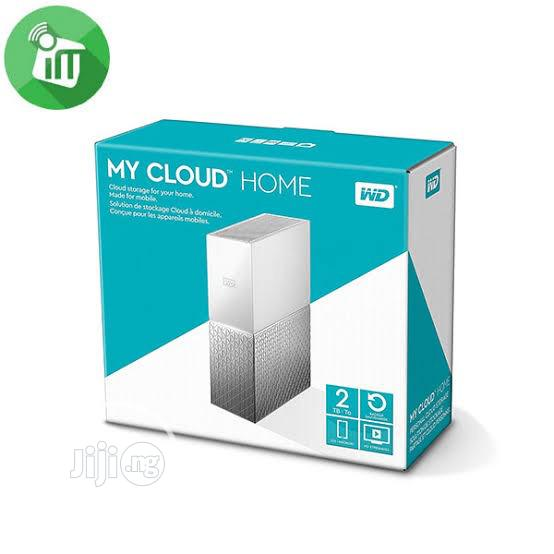 WD My Cloud Home 4tb | Computer Hardware for sale in Ikeja, Lagos State, Nigeria