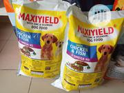 Maxiyield Dog Food 5kg | Pet's Accessories for sale in Oyo State, Ibadan