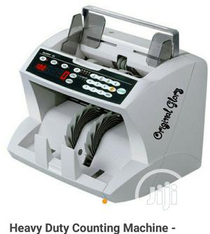 Brand New Original Glory Note Counting Machine, Model Gfb 800N | Store Equipment for sale in Lagos State, Yaba