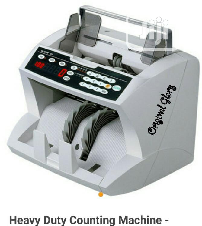 Brand New Original Glory Note Counting Machine, Model Gfb 800N