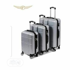 Bumper Trolley Luggage Box - 3 Sets | Bags for sale in Lagos State, Ikeja