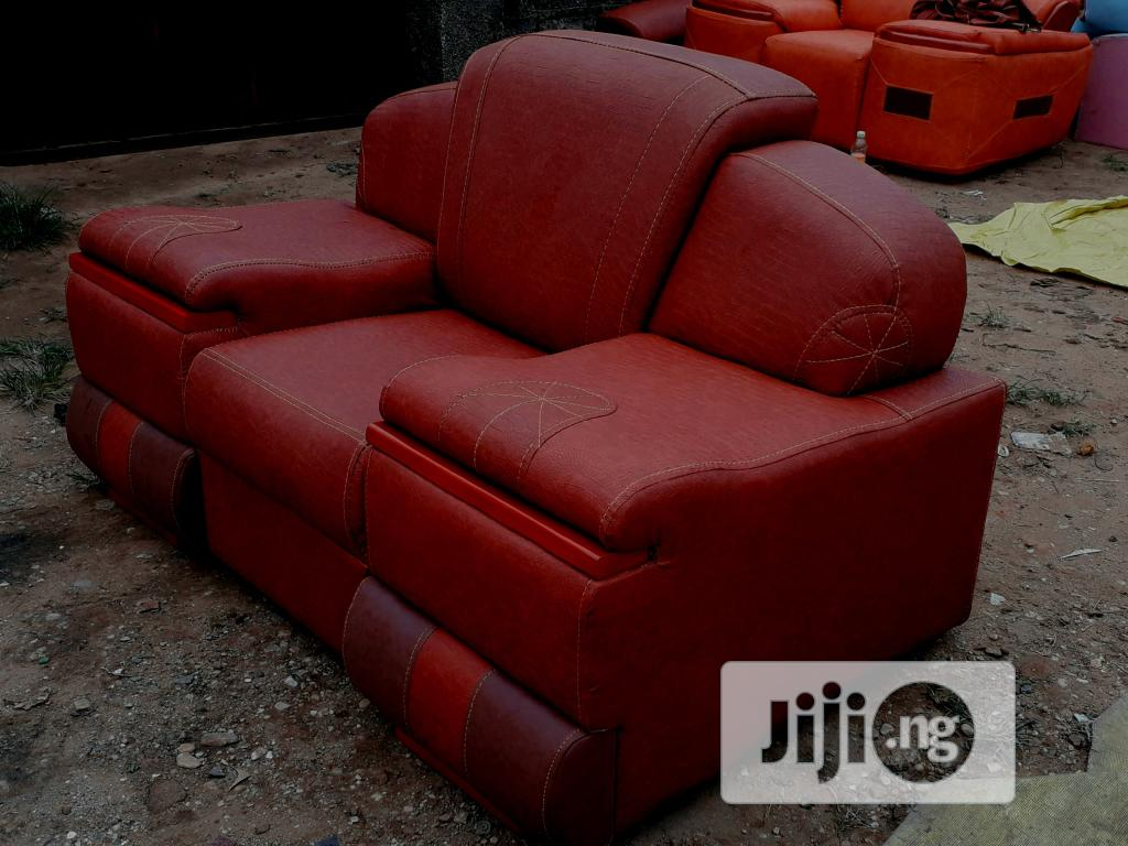 Archive: Comfort Sofa