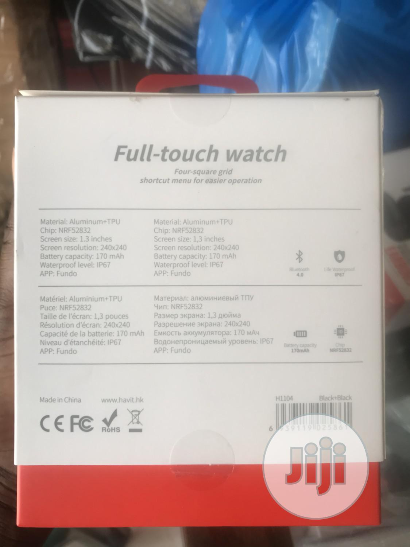 Havit Smart Bracelet   Smart Watches & Trackers for sale in Ikeja, Lagos State, Nigeria