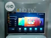 55 Inches Ultra Slim Android Smart TV 4k UHD Display | TV & DVD Equipment for sale in Lagos State, Lekki Phase 1