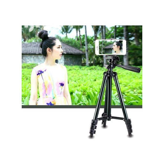 Tripod Stand For Camera And Phones | Accessories & Supplies for Electronics for sale in Ikeja, Lagos State, Nigeria