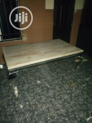 Quality Strong Six Seater Marble Dining Table   Furniture for sale in Lagos State, Badagry